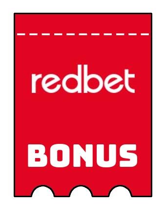 Latest bonus spins from Redbet Casino