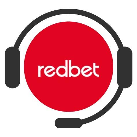 Redbet Casino - Support