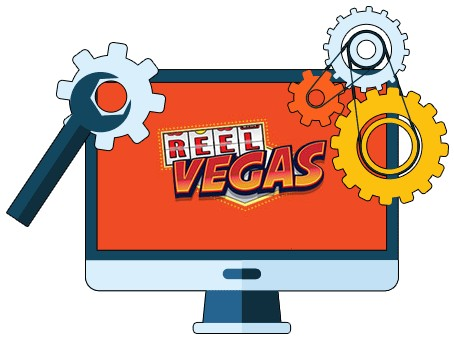 Reel Vegas Casino - Software