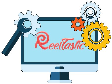 ReelTastic Casino - Software