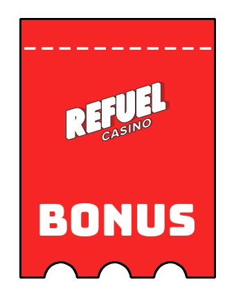 Latest bonus spins from Refuel Casino
