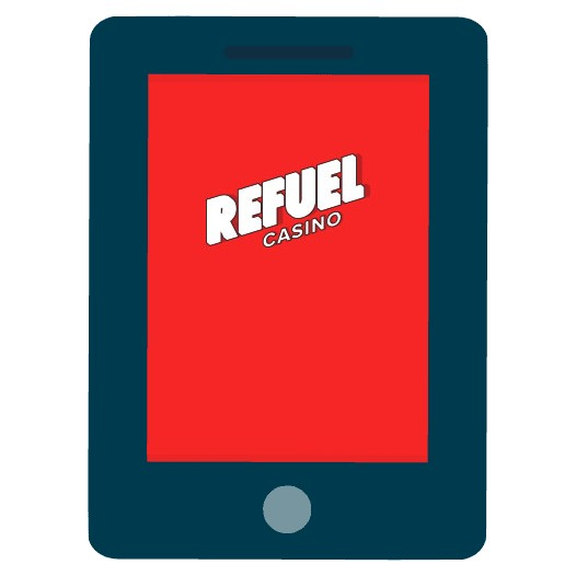 Refuel Casino - Mobile friendly