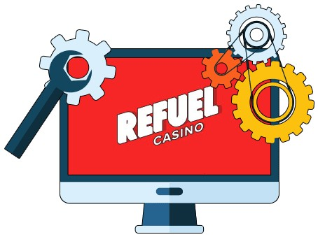 Refuel Casino - Software