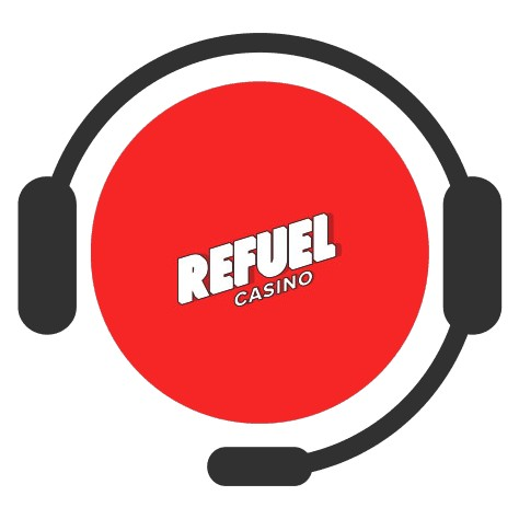 Refuel Casino - Support