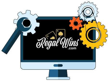 Regal Wins - Software