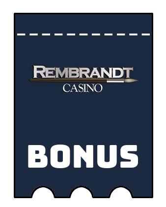 Latest bonus spins from Rembrandt Casino