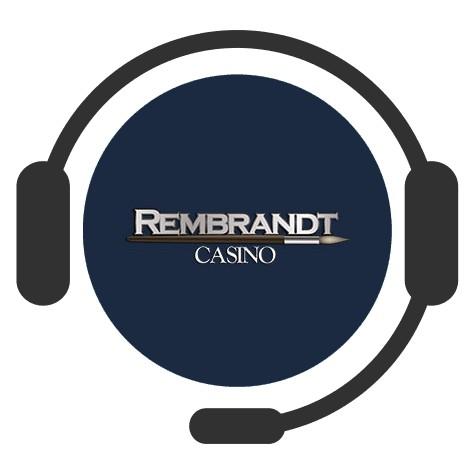 Rembrandt Casino - Support
