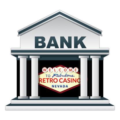 Retro Casino - Banking casino