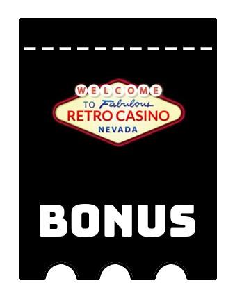Latest bonus spins from Retro Casino