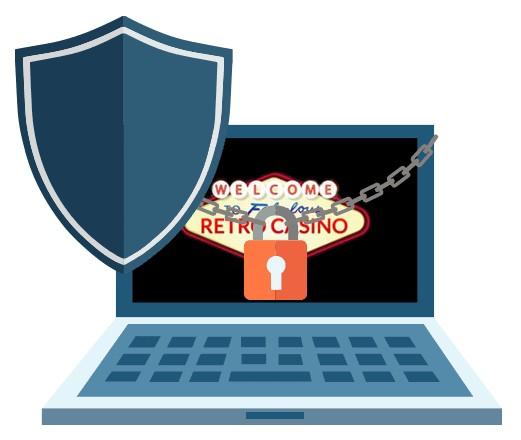 Retro Casino - Secure casino