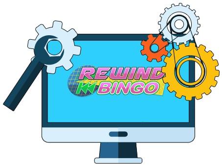 Rewind Bingo - Software