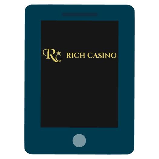 Rich Casino - Mobile friendly