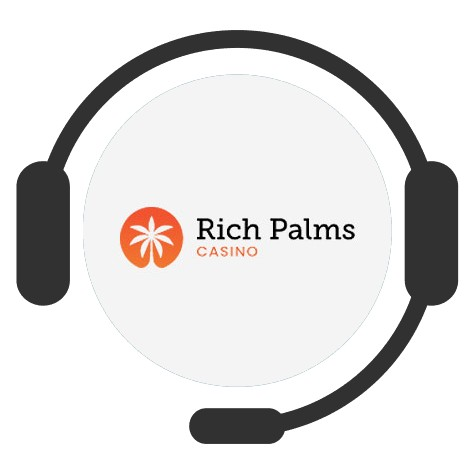 Rich Palms - Support
