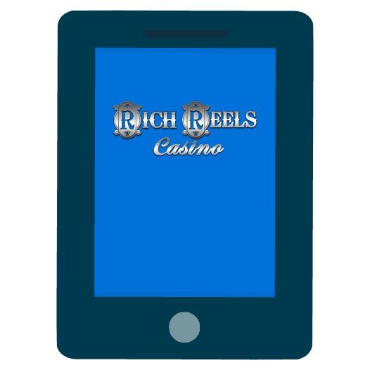 Rich Reels Casino - Mobile friendly