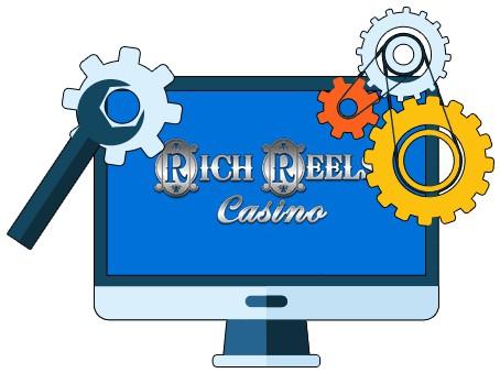 Rich Reels Casino - Software