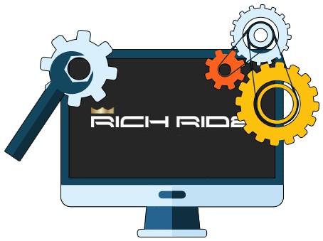 Rich Ride - Software