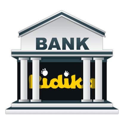 Ridika Casino - Banking casino