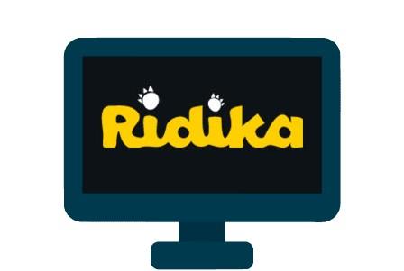 Ridika Casino - casino review