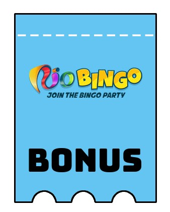Latest bonus spins from Rio Bingo
