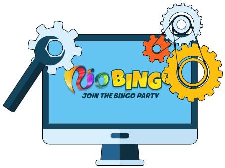 Rio Bingo - Software