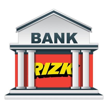 Rizk Casino - Banking casino