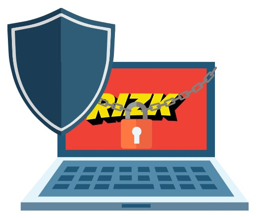 Rizk Casino - Secure casino