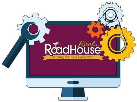 Roadhouse Reels Casino - Software
