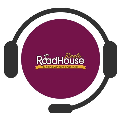 Roadhouse Reels Casino - Support