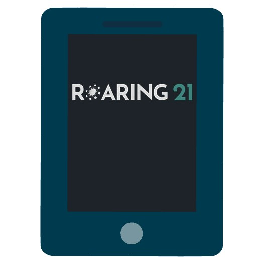 Roaring21 Casino - Mobile friendly