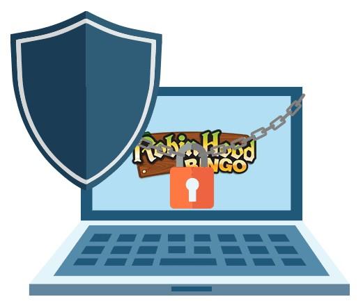 Robin Hood Bingo - Secure casino