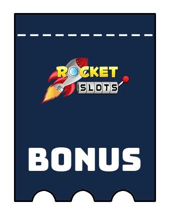 Latest bonus spins from Rocket Slots Casino