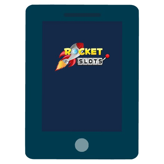 Rocket Slots Casino - Mobile friendly