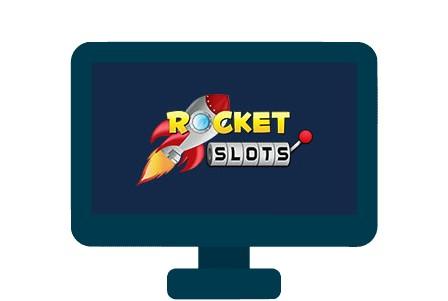 Rocket Slots Casino - casino review