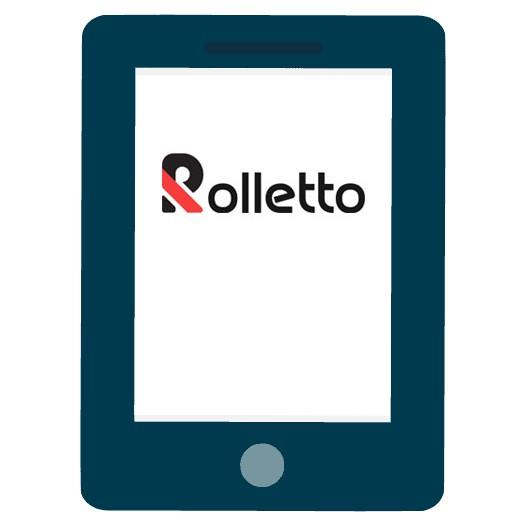 Rolletto - Mobile friendly