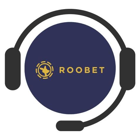 Roobet - Support