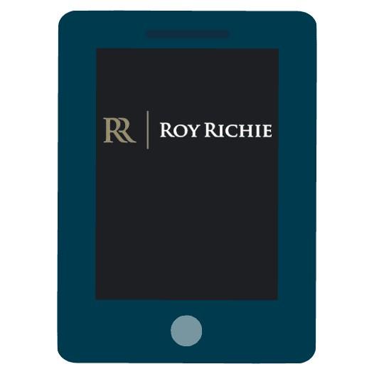 Roy Richie Casino - Mobile friendly
