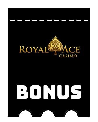 Latest bonus spins from Royal Ace