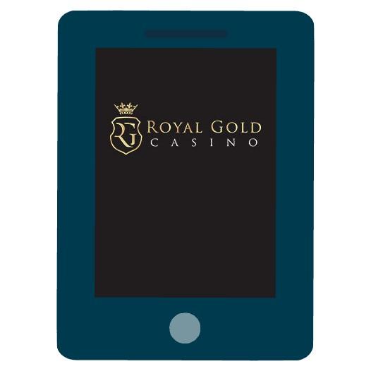 Royal Gold Casino - Mobile friendly