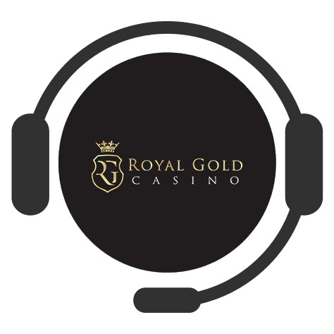 Royal Gold Casino - Support