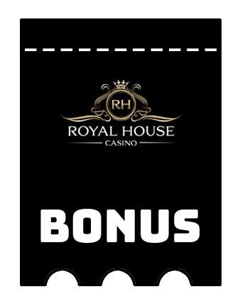 Latest bonus spins from Royal House Casino