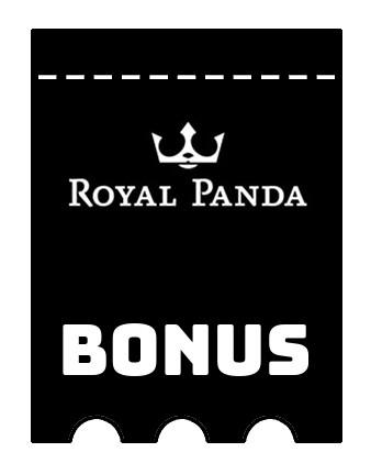Latest bonus spins from Royal Panda Casino