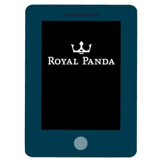 Royal Panda Casino - Mobile friendly