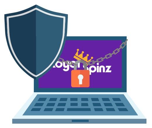 Royal Spinz Casino - Secure casino