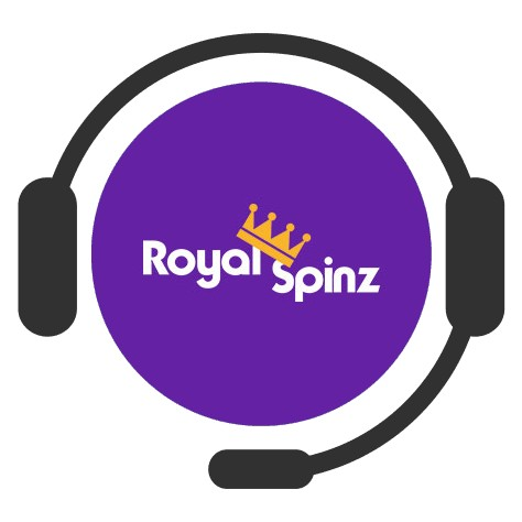 Royal Spinz Casino - Support