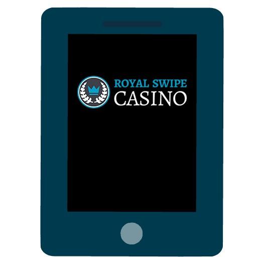 Royal Swipe Casino - Mobile friendly