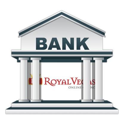 Royal Vegas Casino - Banking casino