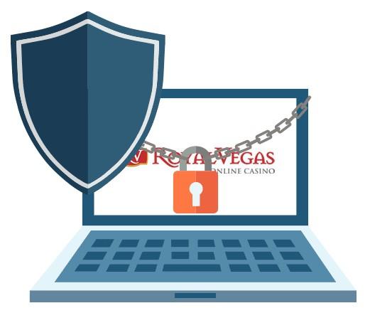 Royal Vegas Casino - Secure casino