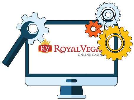Royal Vegas Casino - Software