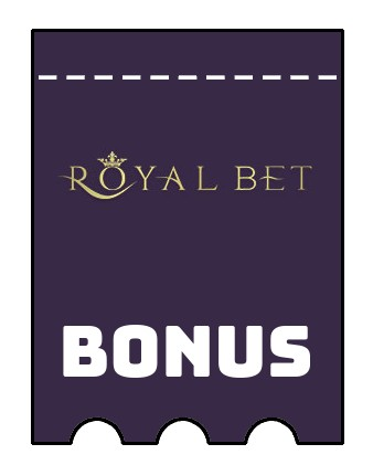 Latest bonus spins from Royalbet
