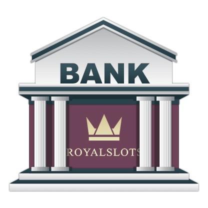 RoyalSlots Casino - Banking casino